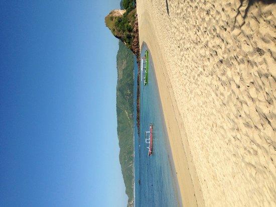 Novotel Lombok: Novotel private beach