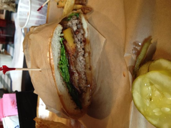 Rodeo Goat: Sugar Burger