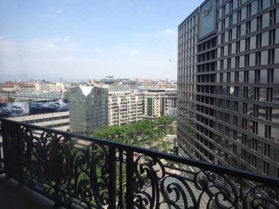 Legendale Hotel Beijing : View from room