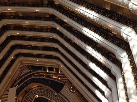 Legendale Hotel Beijing : Main hall