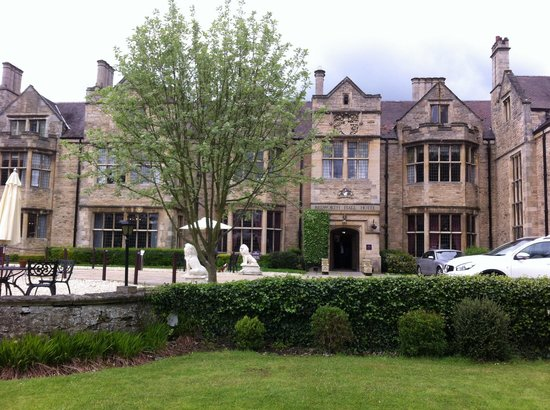 Spa at Redworth Hall Hotel: Redworth hall