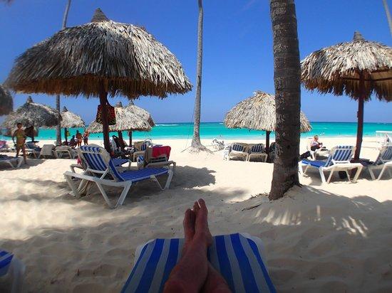 Luxury Bahia Principe Ambar Blue Don Pablo Collection : Beach
