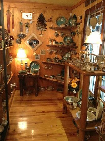 Blairsville, Gürcistan: Regional and Local Pottery