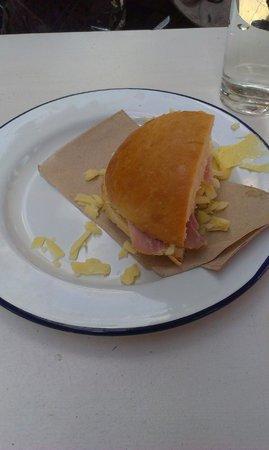 Velo: Children's lunch £3.50