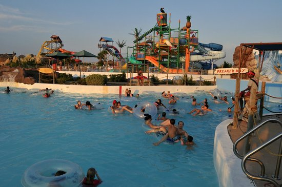 Hawaiian Falls Waterpark - The Colony, TX