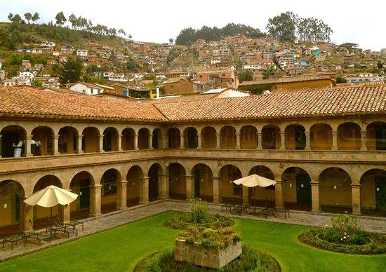 Belmond Hotel Monasterio : Hotel Monasterio (back courtyard)