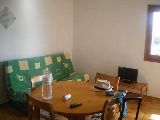 Apartamentos Poseidon II : comedor