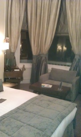 Grange Strathmore Hotel : Lovely room