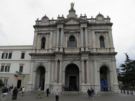 Naples Port Shore Excursion: Pompeii Cathedral