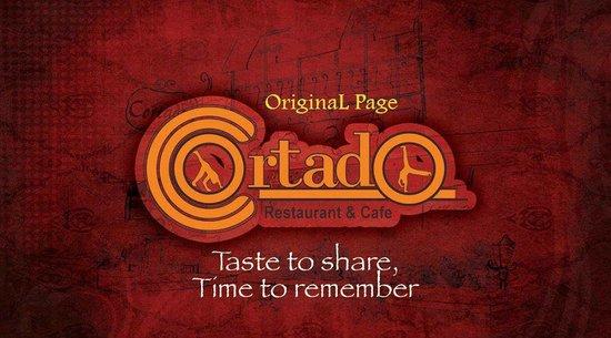 Cortado Restaurant & Cafe : Logo