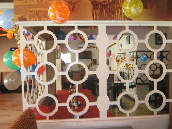 Cortado Restaurant & Cafe : Funny