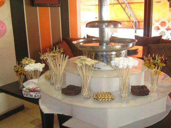 Cortado Restaurant & Cafe : Birthdays