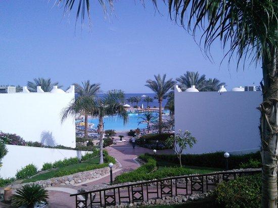 SunConnect Sunrise Diamond Resort: вид из номера