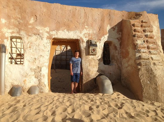 Star Wars 1 Picture Of Decor Star Wars Tunisie Tozeur Tripadvisor