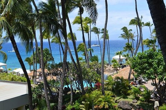 Westin Maui Resort And Spa : View from our room