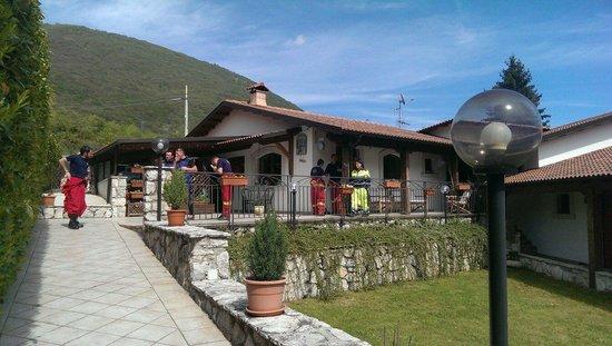 Les Chalets Restaurant