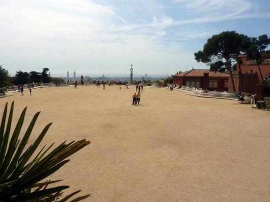La Terrasse du Parc Güell