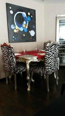 Pepeverde: Alcuni tavoli particolari
