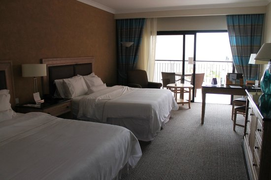 The Westin Dragonara Resort, Malta : Double Room