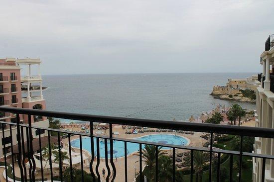 The Westin Dragonara Resort, Malta: The view