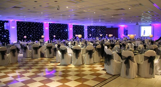 The Sharnbrook Hotel: Affinity Charity Ball in The Amalfi Suite