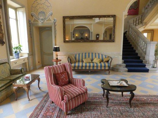 Relais Villa Matilde: lobby/bar
