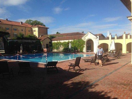 Relais Villa Matilde: pool