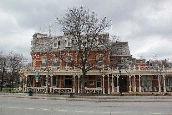 Prince of Wales: Hotel Exterior