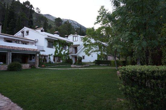 Hotel Paraiso de Bujaraiza: Vista del hotel