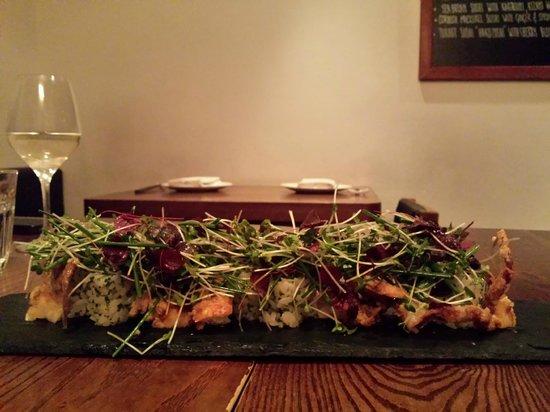 Dinings: Tapas au 2 Crabes (à carapace dure + molle)