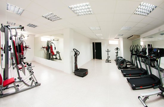 Ebano Select Apartments: Gym