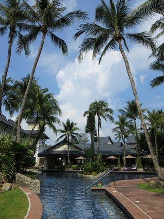 Angsana Laguna Phuket : Grounds