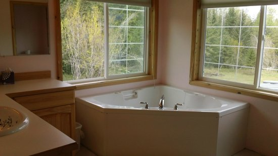Heron, MT: Jetted-Tub-For-Two
