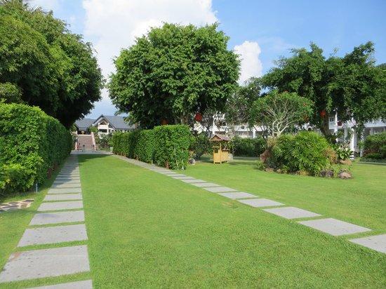 Angsana Laguna Phuket : Green all around
