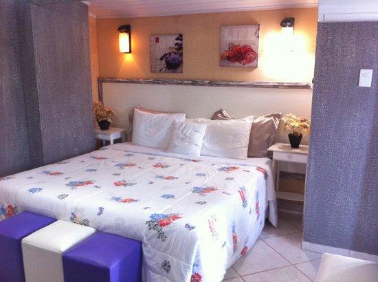 Piracaia, SP: Suite Ametista