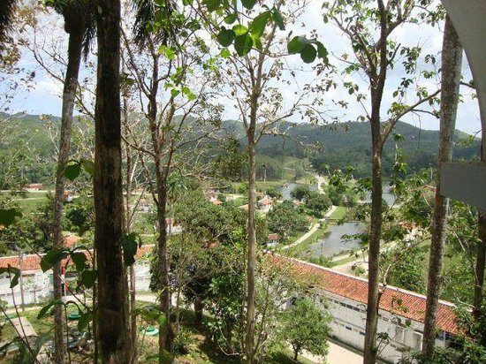 Hotel Moka: View