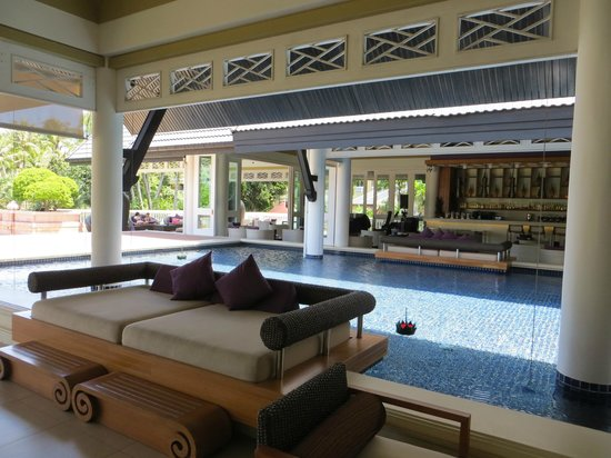 Angsana Laguna Phuket: Bar