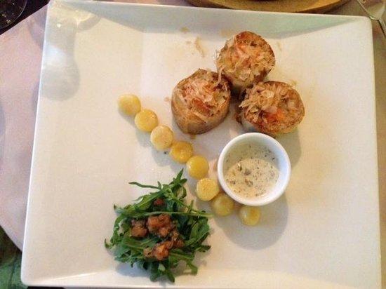 Palau Fish: Вкусно