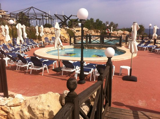 Radisson Blu Resort, Malta St Julian's: pool