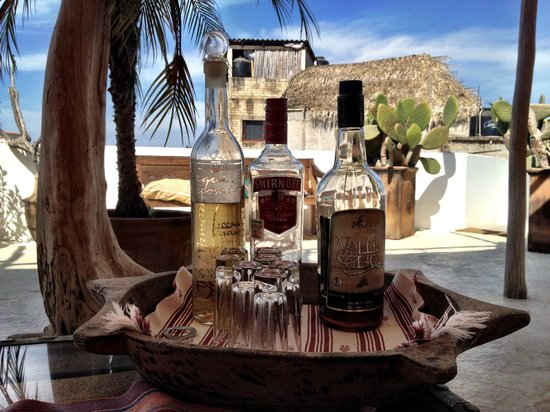 Petit Hotel d'Hafa: Free Tequila on the Rooftop Kasbah