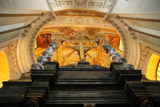 Musée de l'Armée : Chapelle Saint Louis des Invalides