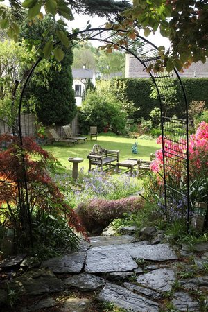 Fairfield Garden Guest House: Beautiful Garden