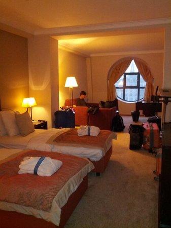 Radisson Blu Astrid Hotel, Antwerp: Our Suite