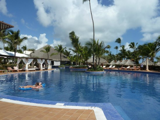 Excellence Punta Cana : Our Favorite Pool