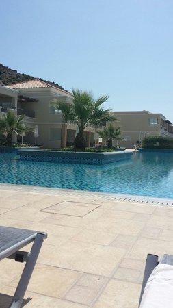 La Marquise Luxury Resort Complex: Pool für die JuniorSuiten auf dem Dach