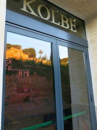 Kolbe Hotel Rome : Hotel Kolbe