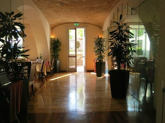 Kolbe Hotel Rome : Lobby