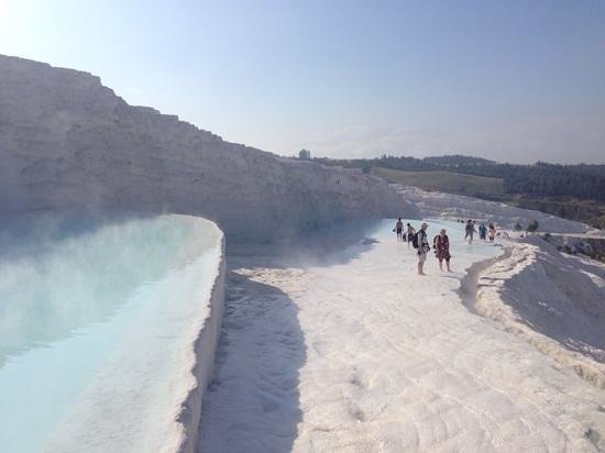 Pamukkale Thermal Pools: nice