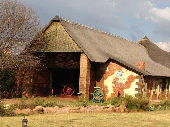 Askari Game Lodge & Spa: Wagon and Cart Museum