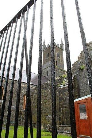 Ennis Friary : Exterior